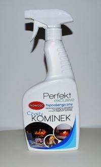 Hipoalergiczny płyn do czyszczenia kominka, grilla 0,5L