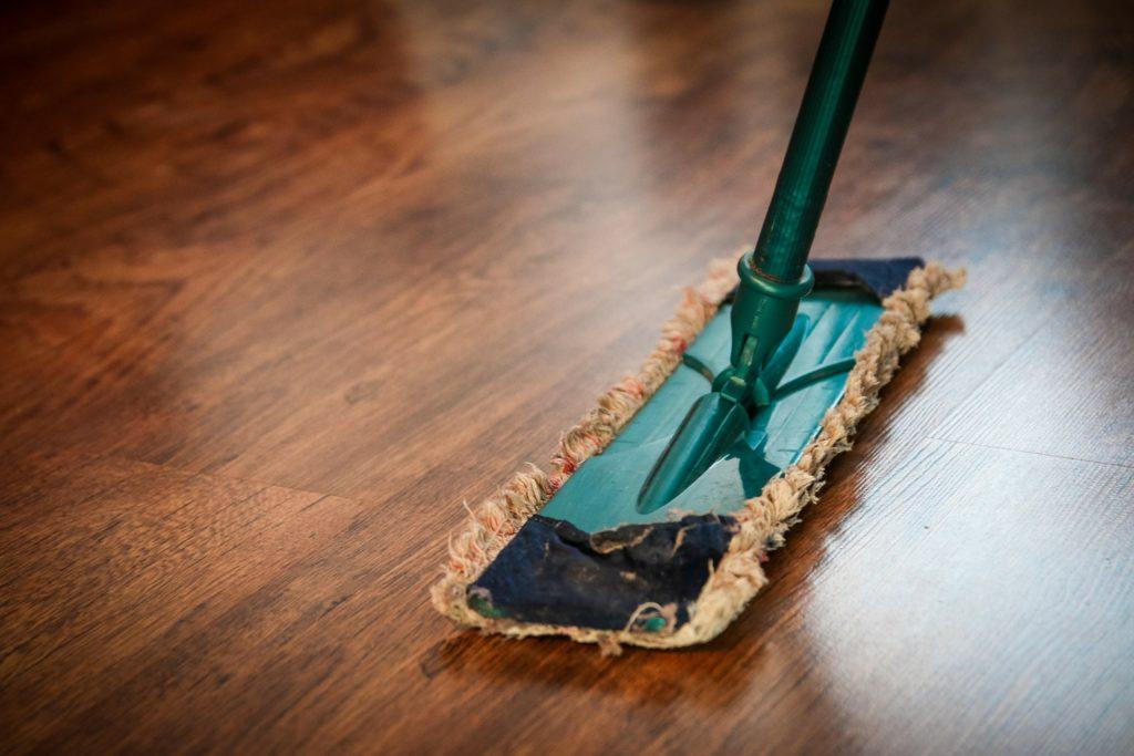 mop, czyszczenie podłóg